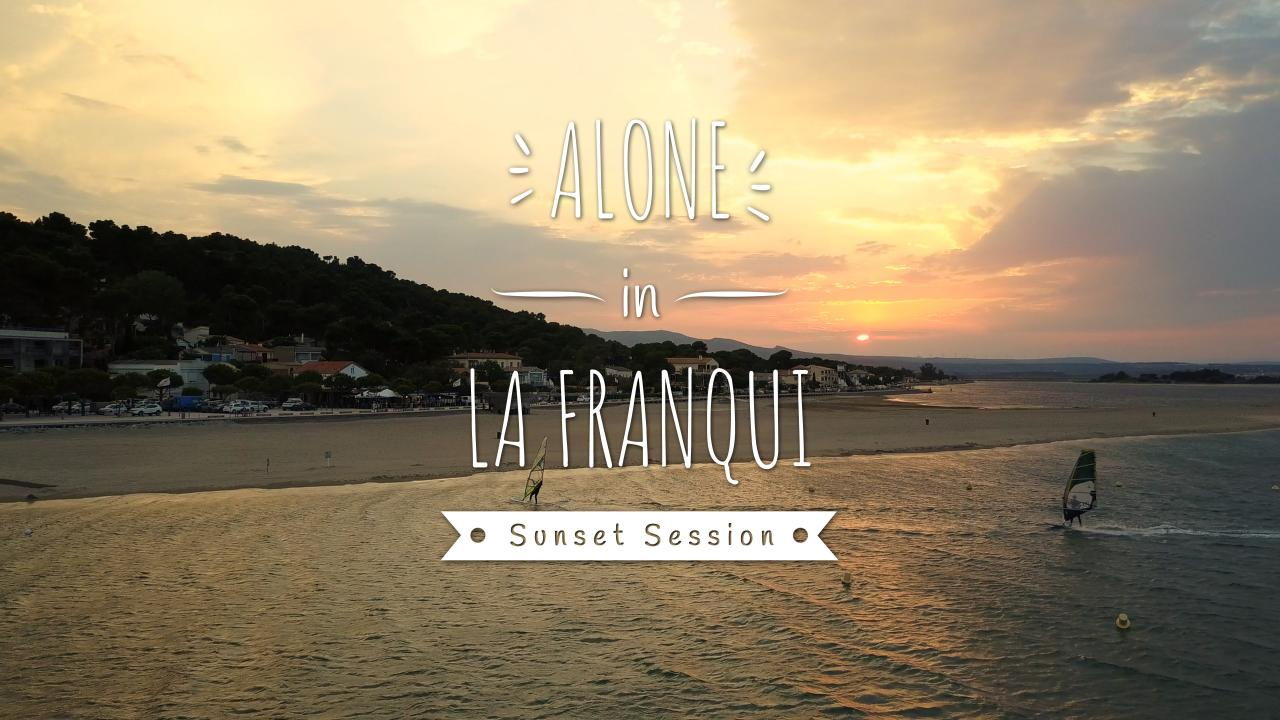 Alone in La Franqui